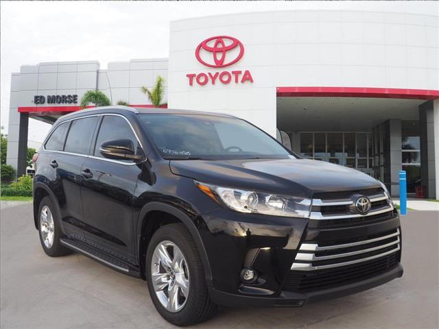 2019 Toyota Highlander Limited AWD Delray Beach FL