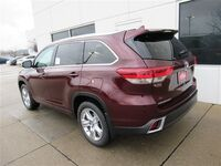 Toyota Highlander Limited AWD 2019
