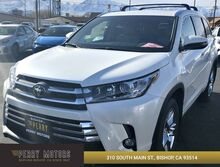 2019_Toyota_Highlander_Limited_ Bishop CA