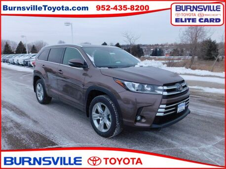 2019_Toyota_Highlander_Limited_ Burnsville MN