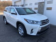 2019_Toyota_Highlander_Limited_ Canonsburg PA