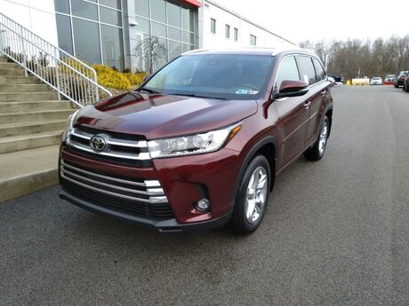 2019 Toyota Highlander Limited Canonsburg PA