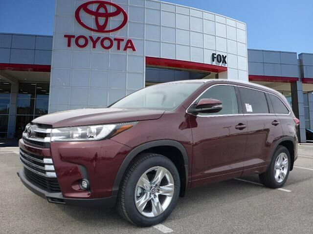 2019 Toyota Highlander Limited Clinton TN