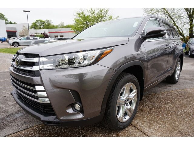 2019 Toyota Highlander Limited Columbia TN