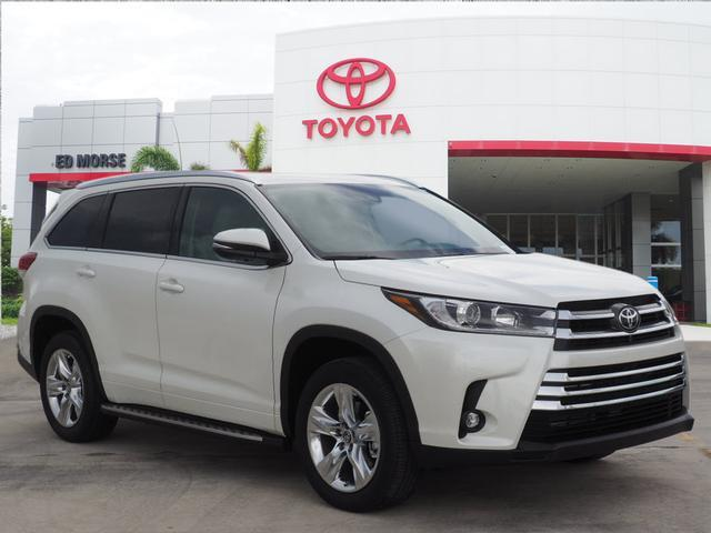2019 Toyota Highlander Limited Delray Beach FL
