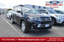 2019 Toyota Highlander Limited Grand Junction CO