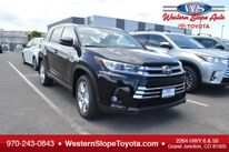 Toyota Highlander Limited 2019