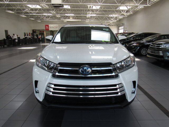 2019 Toyota Highlander Limited Green Bay WI