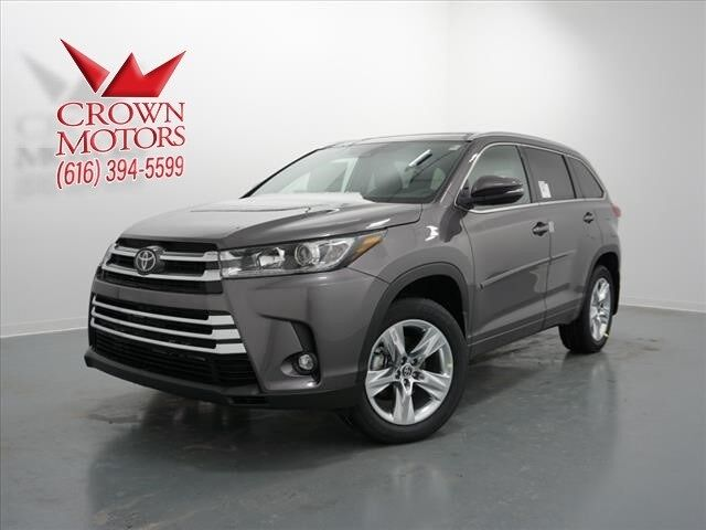 2019 Toyota Highlander Limited Holland MI