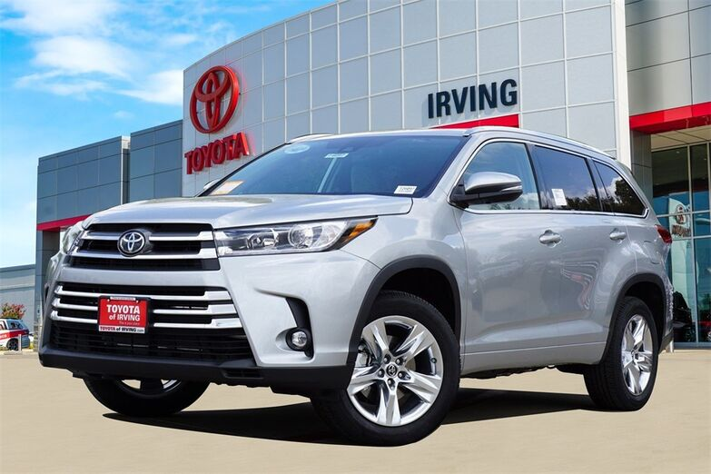 2019 Toyota Highlander Limited Irving TX