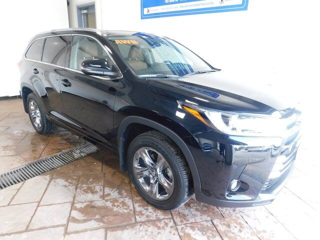 2019 Toyota Highlander Limited Listowel ON