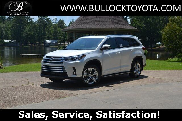 2019 Toyota Highlander Limited Louisville MS