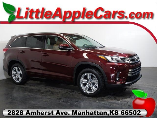 2019 Toyota Highlander Limited Manhattan KS