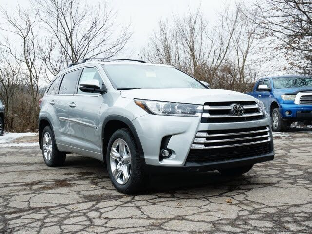 2019 Toyota Highlander Limited Cranberry Twp PA