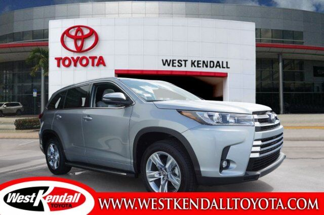2019_Toyota_Highlander_Limited_ Miami FL