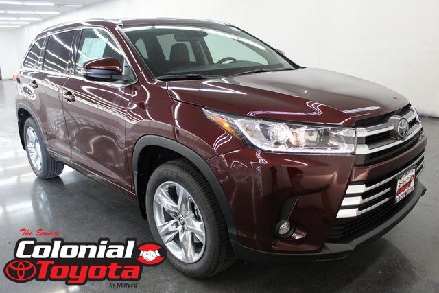 2019 Toyota Highlander Limited Milford CT