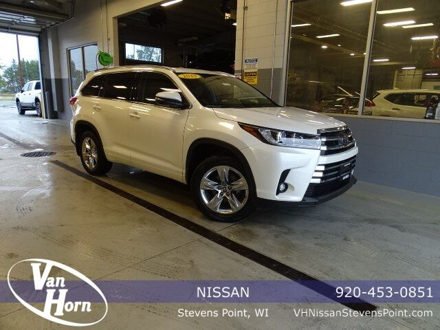 2019 Toyota Highlander Limited Milwaukee WI