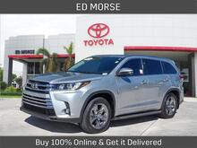 2019_Toyota_Highlander_Limited Platinum_ Delray Beach FL