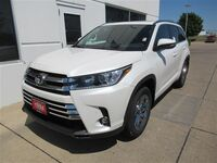 Toyota Highlander Limited Platinum AWD 2019