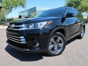 2019_Toyota_Highlander_Limited Platinum AWD_ Scottsdale AZ