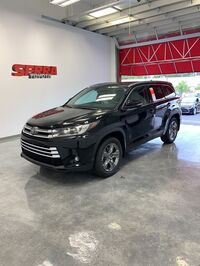 Toyota Highlander Limited Platinum 2019