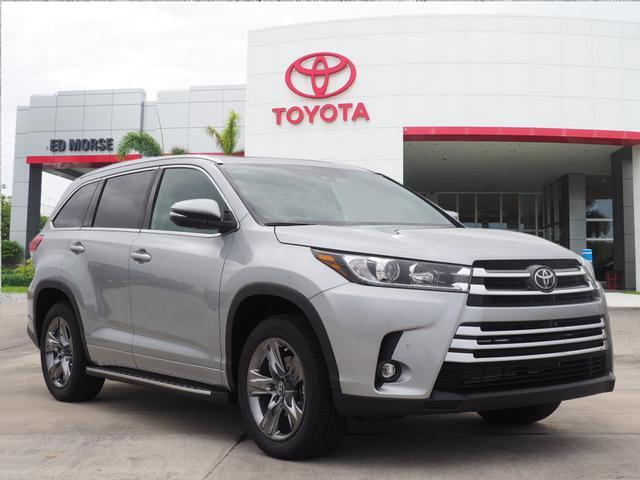 2019 Toyota Highlander Limited Platinum Delray Beach FL