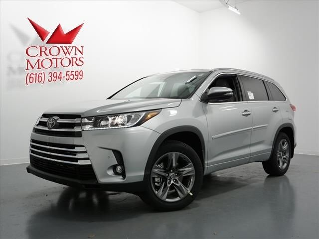 2019 Toyota Highlander Limited Platinum Holland MI