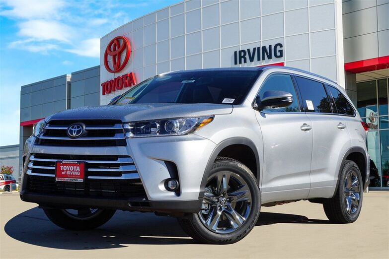 2019 Toyota Highlander Limited Platinum Irving TX