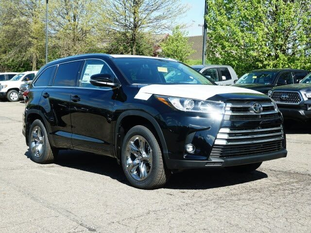 2019 Toyota Highlander Limited Platinum Cranberry Twp PA