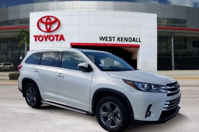 2019_Toyota_Highlander_Limited Platinum_ Miami FL