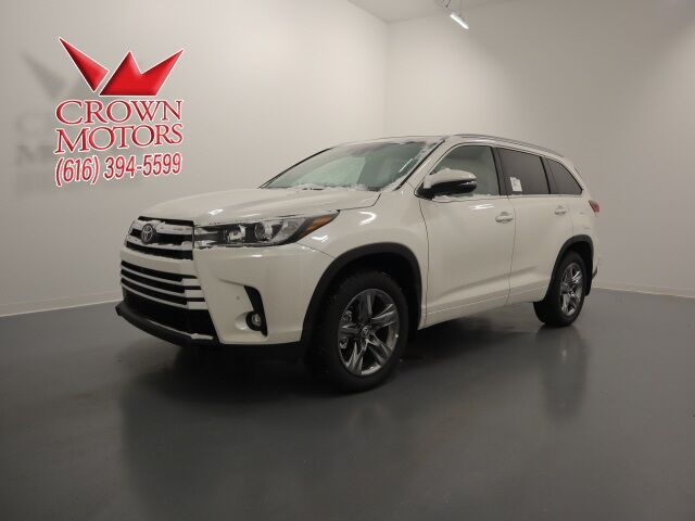 2019 Toyota Highlander Limited Platinum Oshkosh WI