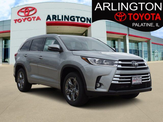 Toyota Highlander Limited >> 2019 Toyota Highlander Limited Platinum