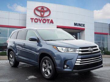 2019_Toyota_Highlander_Limited Platinum_ Richmond KY