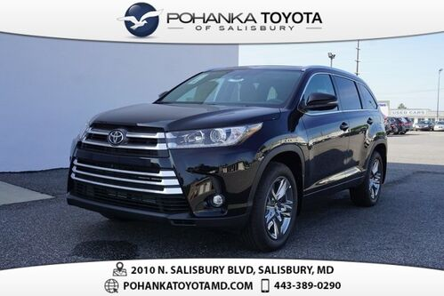 2019_Toyota_Highlander_Limited Platinum_ Salisbury MD