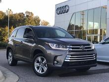 2019_Toyota_Highlander_Limited Platinum V6 AWD_ Cary NC