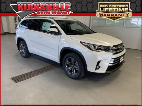 2019_Toyota_Highlander_Limited Platinum V6 AWD_ Kirksville MO
