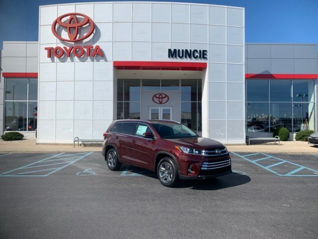 2019 Toyota Highlander Limited Platinum V6 AWD Muncie IN
