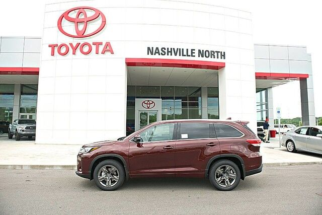 2019 Toyota Highlander Limited Platinum V6 AWD Nashville TN