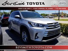 2019_Toyota_Highlander_Limited Platinum V6_ Fort Pierce FL