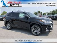 Toyota Highlander Limited Platinum V6 2019