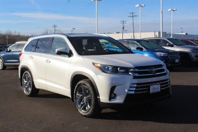 2019 Toyota Highlander Limited Platinum Washington MO