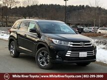 2019 Toyota Highlander Limited Platinum White River Junction VT