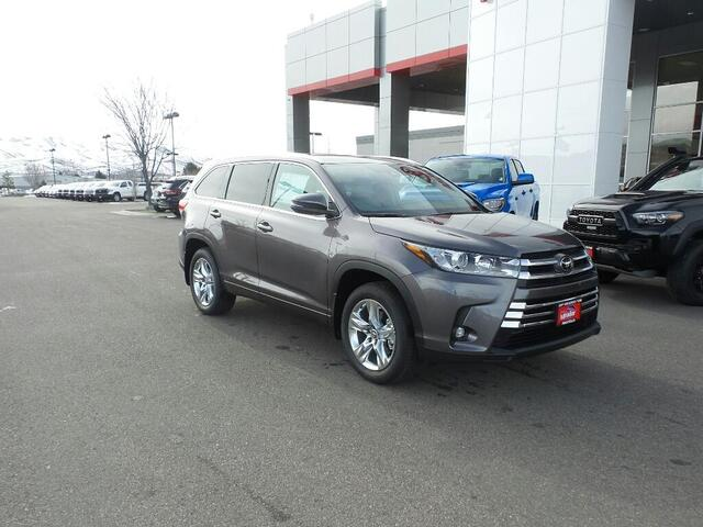 2019 Toyota Highlander Limited Pocatello ID