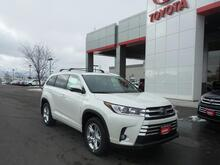 2019_Toyota_Highlander_Limited_ Pocatello ID