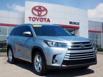 2019_Toyota_Highlander_Limited_ Richmond KY