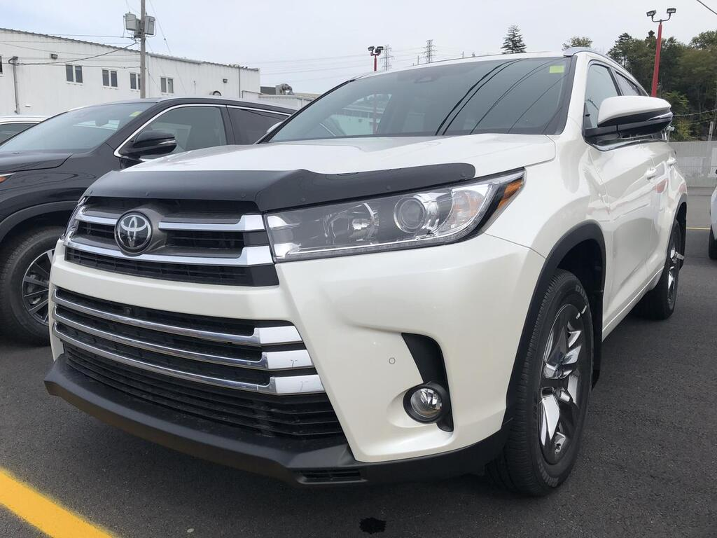 2019 Toyota Highlander Limited Saint John NB