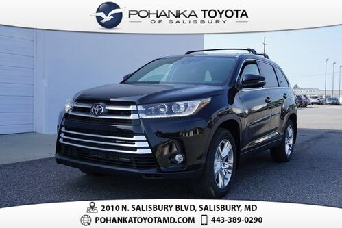 2019_Toyota_Highlander_Limited_ Salisbury MD