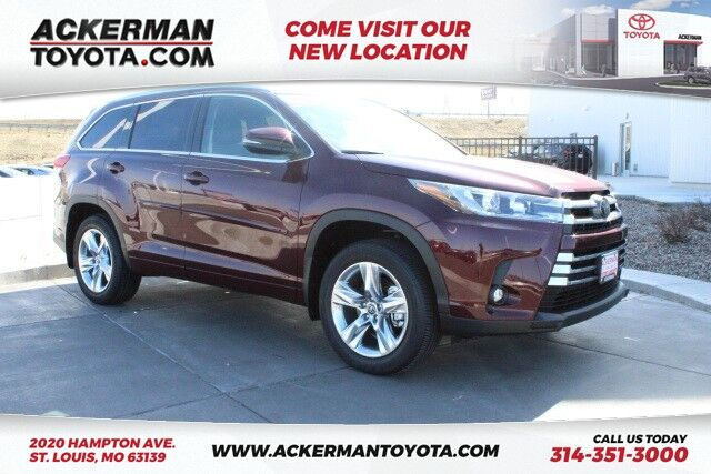 2019 Toyota Highlander Limited St. Louis MO