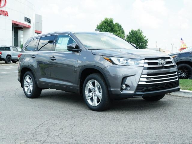 2019 Toyota Highlander Limited V6 AWD Cranberry Twp PA