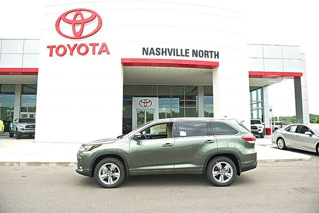 2019 Toyota Highlander Limited V6 AWD Nashville TN